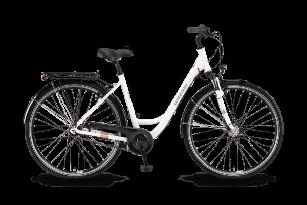 Bike for hire at Alghero, Sardinia