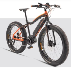 Fat e-bike rental Alghero
