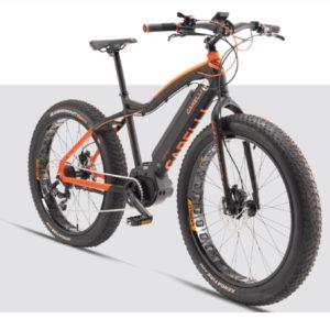 Fat e-bike rental Alghero