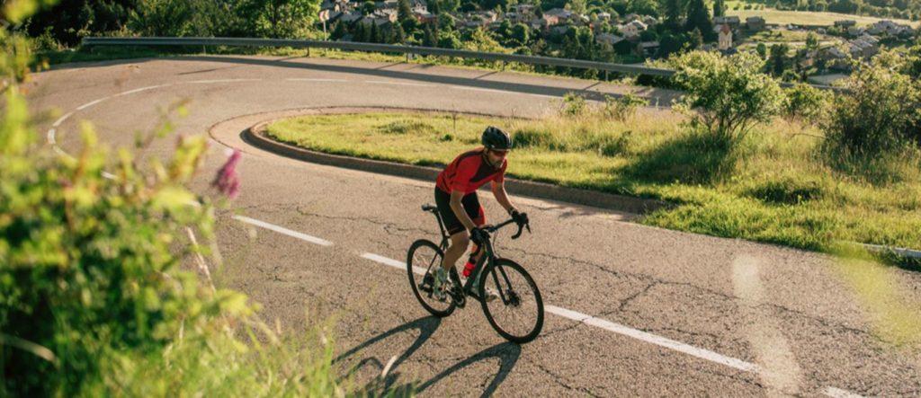 Cycling in Sardina